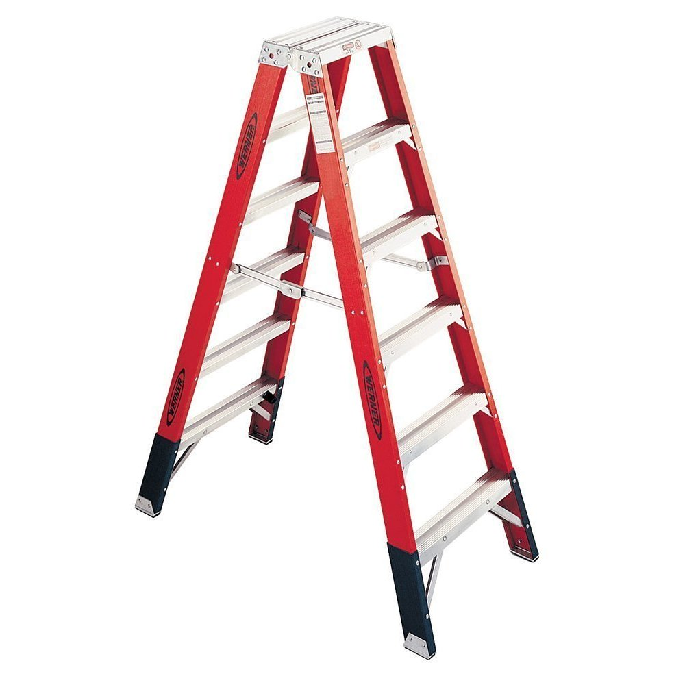 Extension ladder sizes