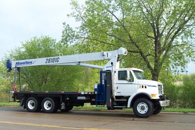 Manitex Boom Truck